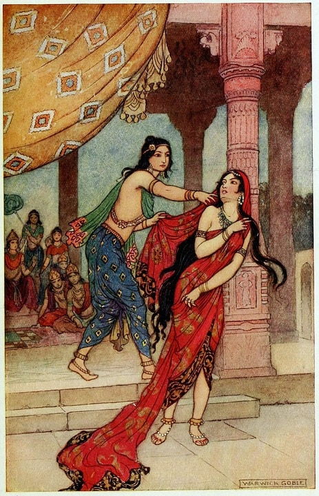 Facts About Draupadi-2