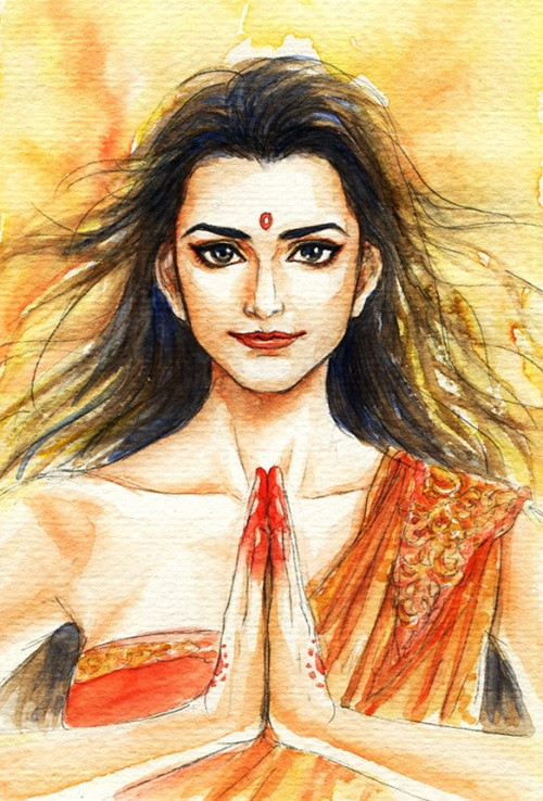 Facts About Draupadi-1