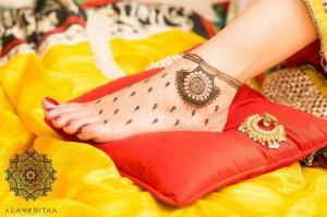 mehandi design simple