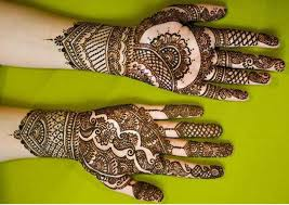 Beautiful Mehendi design Punjabi