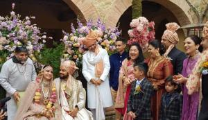 Virushka joyful moments
