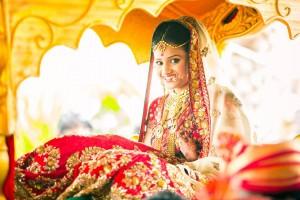 Bride in Doli