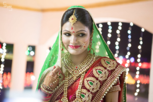 Candid Bride photography