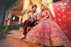 Shadi couple
